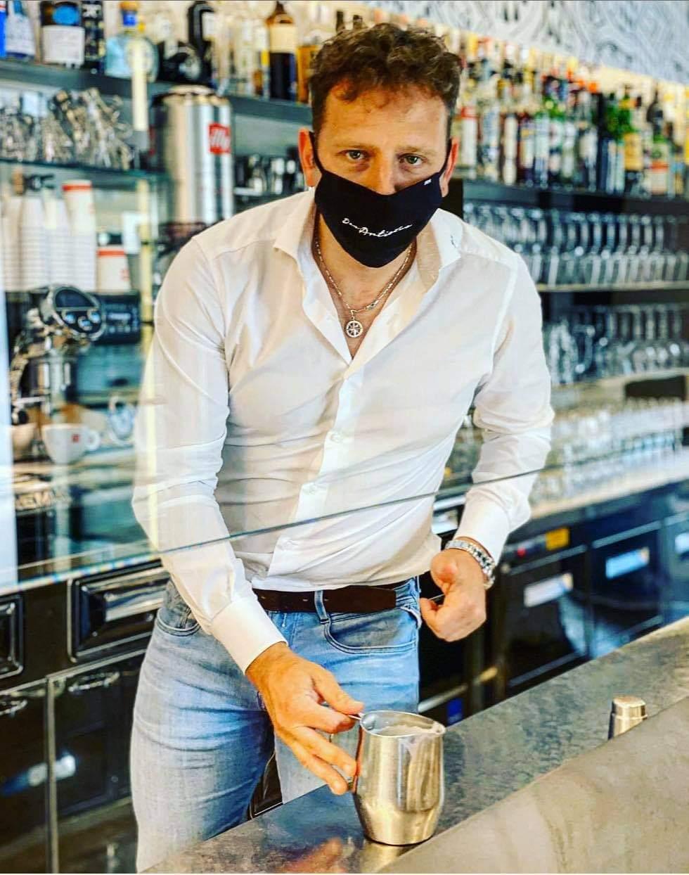 giulio bancone bar